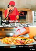 Mario's Pizza Palace by Wendy Pabst