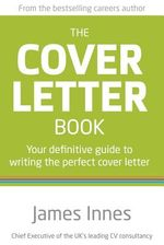 Cover Letter Book by James Innes